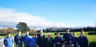 Ulster University crowned Irish Colleges Match Play champions after win at Woodbrook Golf Club