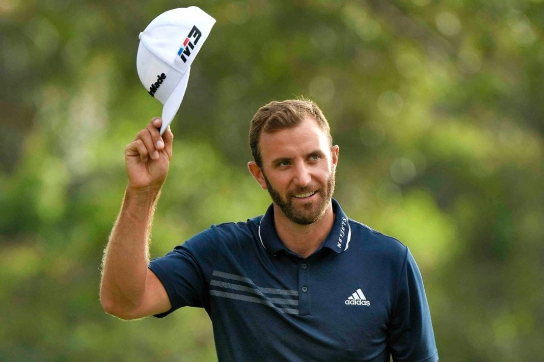 Dustin Johnson / Getty Images
