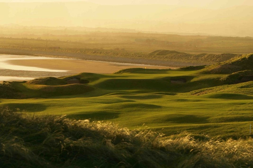 Lahinch Golf Club / Image from Getty Images