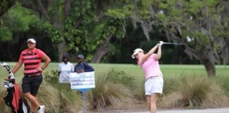 Leona Maguire / Image from Symetra Tour