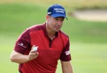 Padraig Harrington / Image from Getty Images