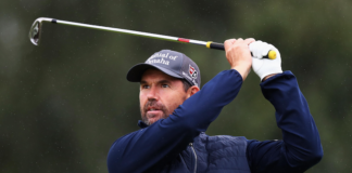 Padraig Harrington KLM / Photo by Getty Images