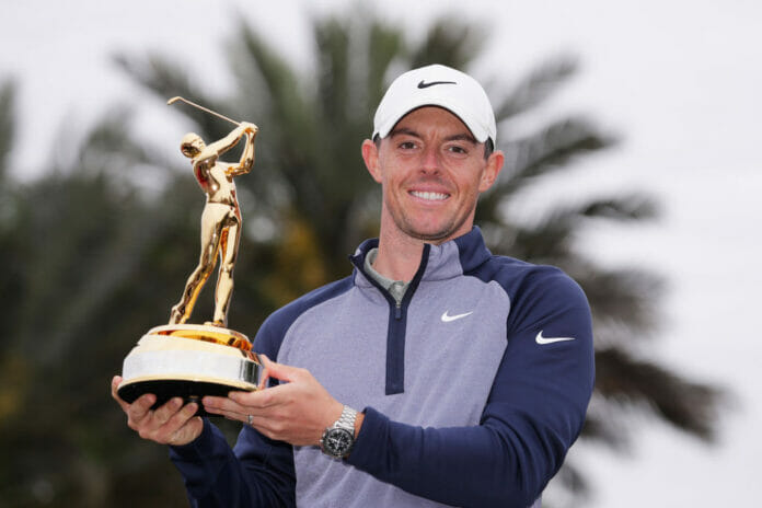 Rory McIlroy / Image from Getty Images