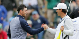Rory McIlroy Harry Diamond Photo by Getty Images