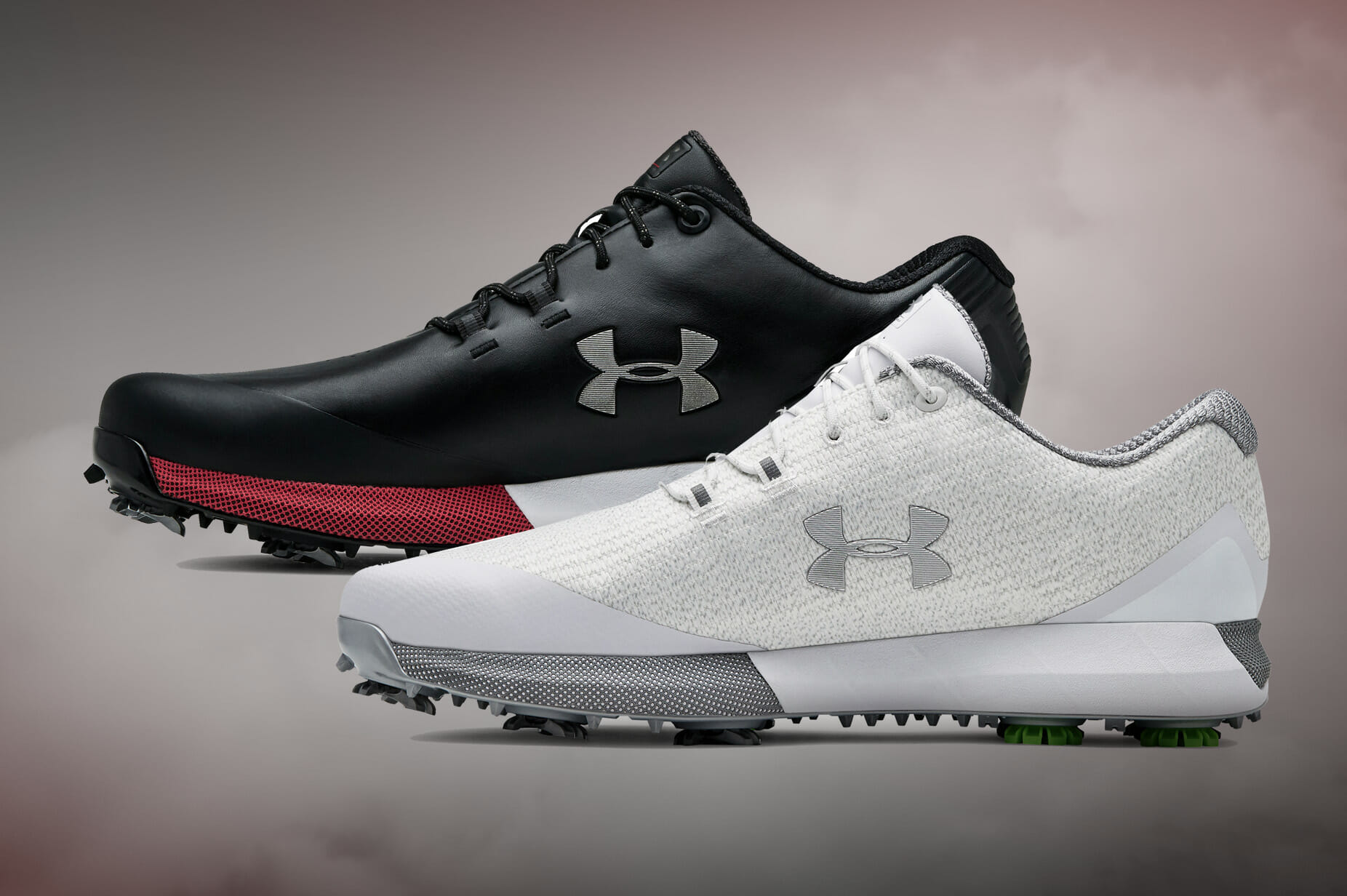 the best attitude 42dfc 9166e Full Round Comfort in the Under Armour HOVR Drive | Irish ...