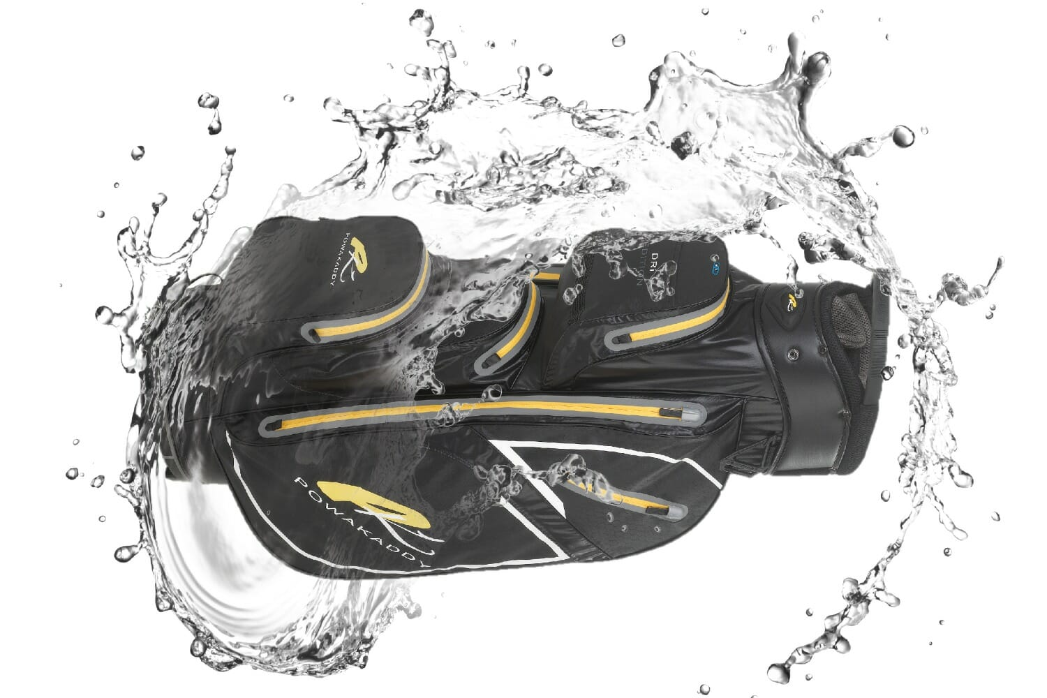 Waterproof your game with the PowaKaddy Dri-Edition bag