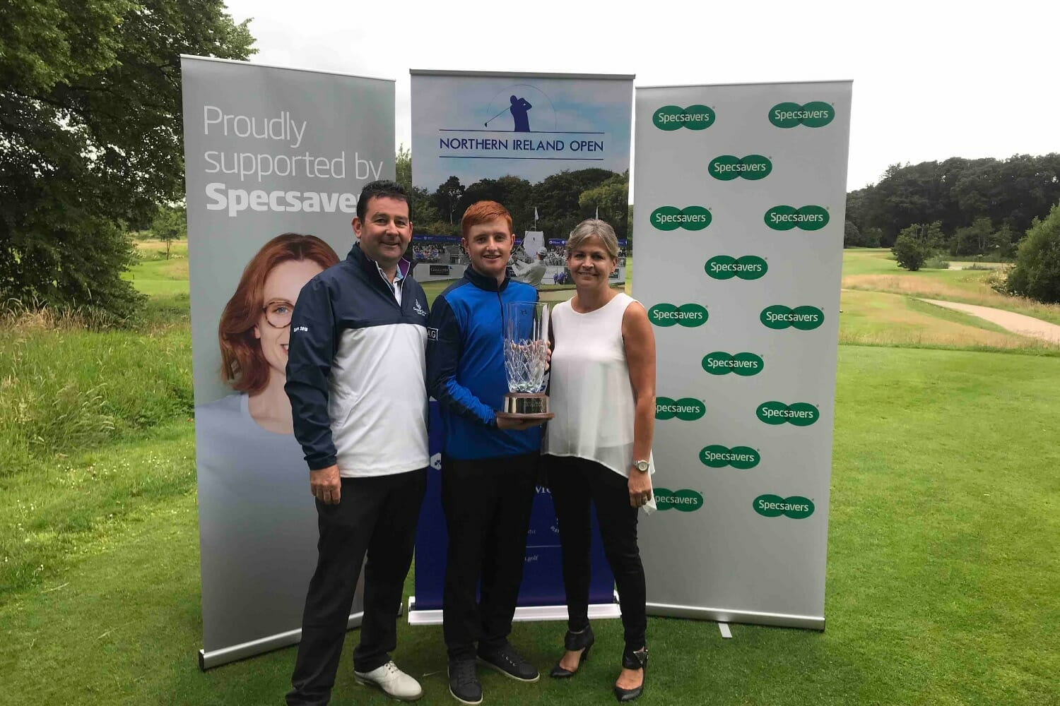 Sensational Mullarney secures place at NI Open