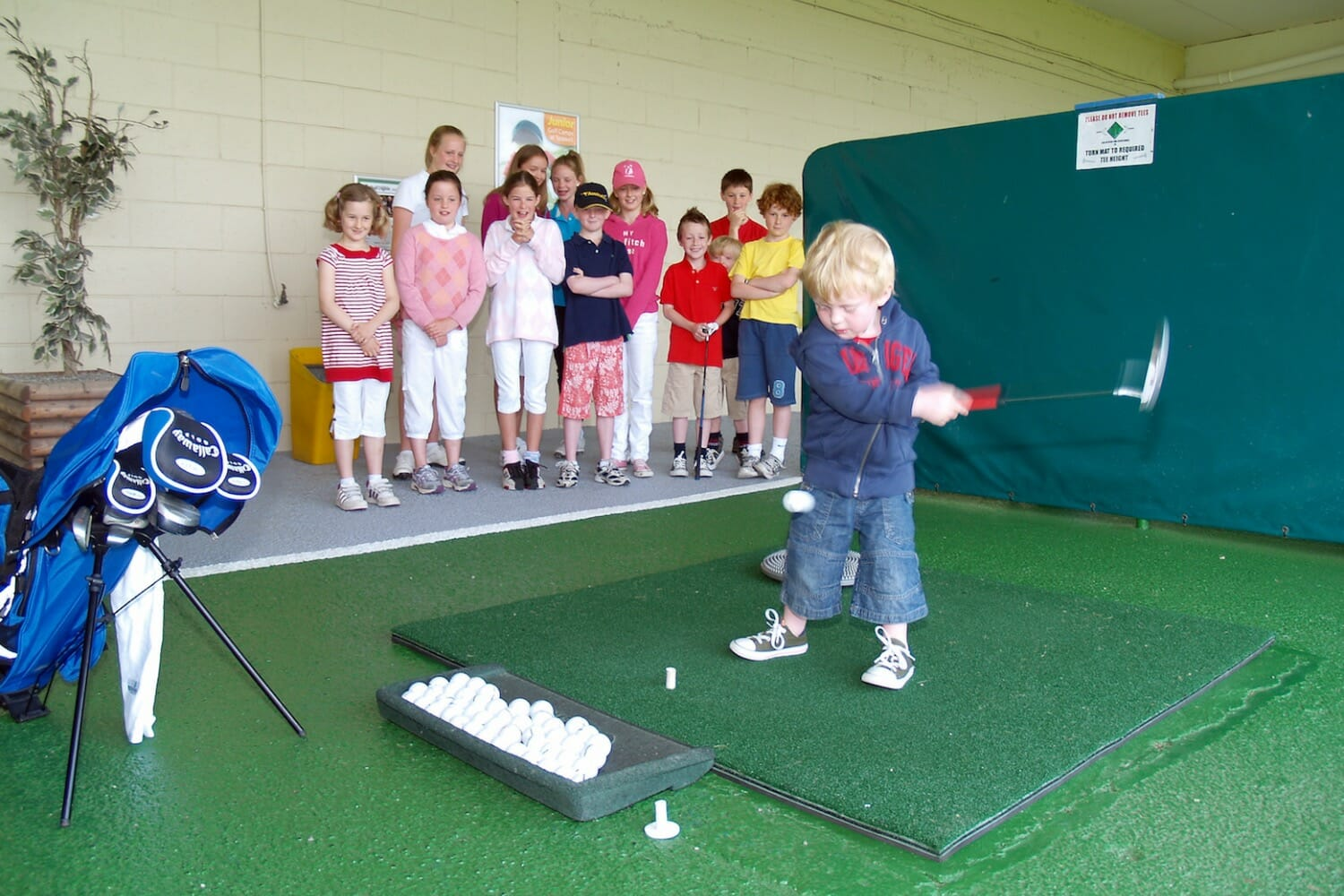 595505705e45 Junior golf summer camps back at Play2LearnGolf