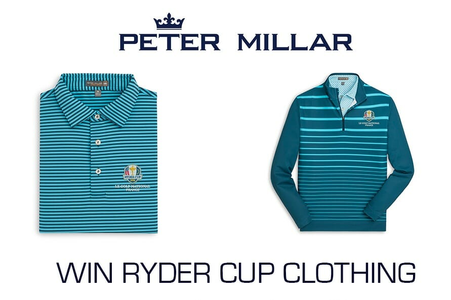 170ff8efcfe Win 2018 Ryder Cup clothing from the Peter Millar Collection