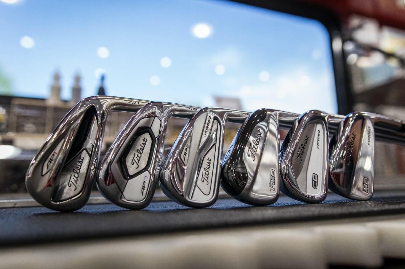 Prototype Titleist 718 Irons hit tours this week | Irish Golfer News