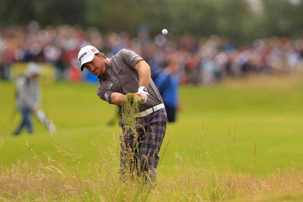 GMac - You could lose your caddie in the rough at Erin Hills