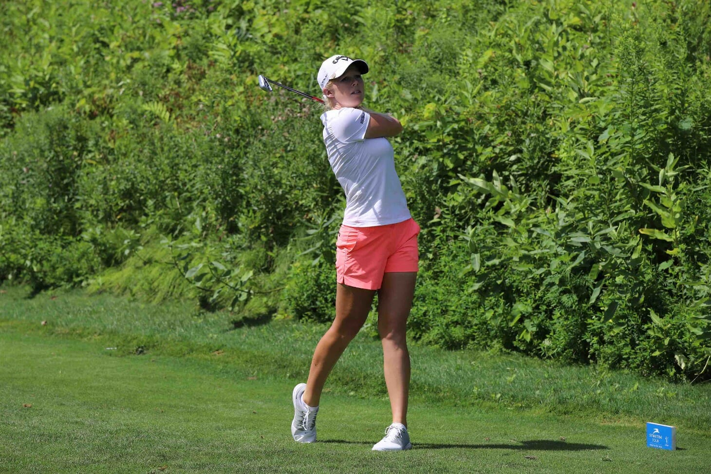 Meadow continues her chase for LPGA card status | Irish Golfer News