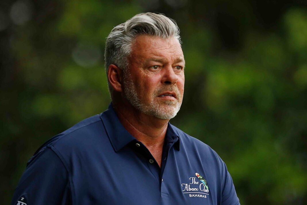 Darren Clarke / Image from Getty Images