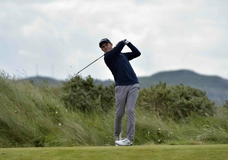 Mullarney and Sugrue carry Irish hopes in last 16 of The Amateur Championship at Portmarnock