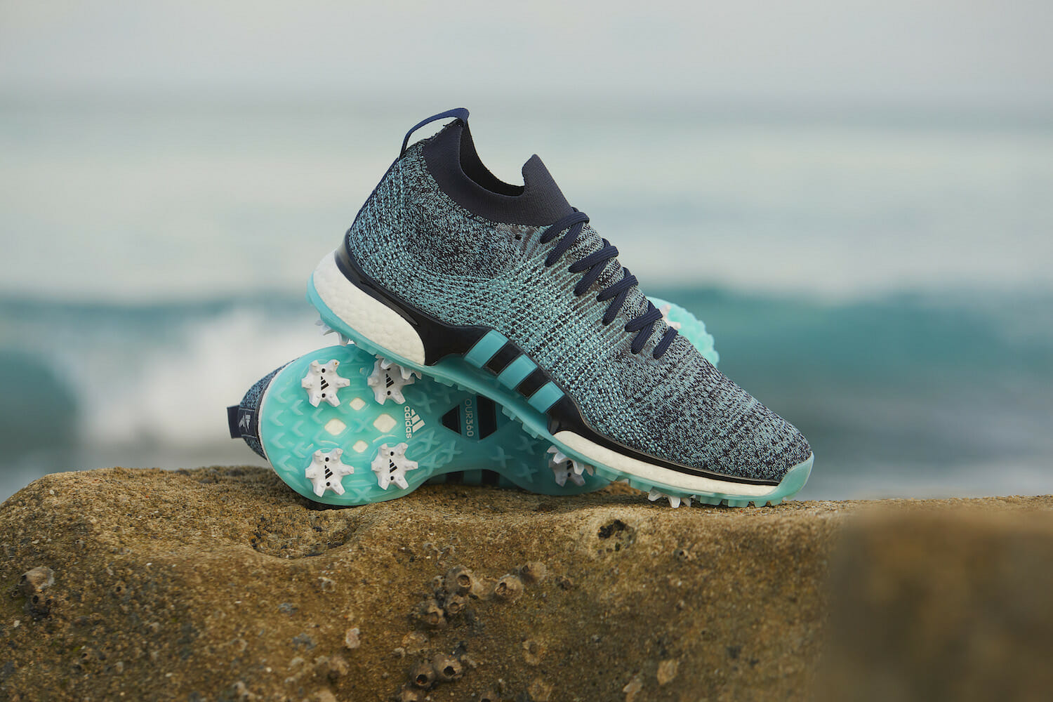 6cf51b9c Adidas Golf stepping up efforts to save our oceans with new TOUR360 ...