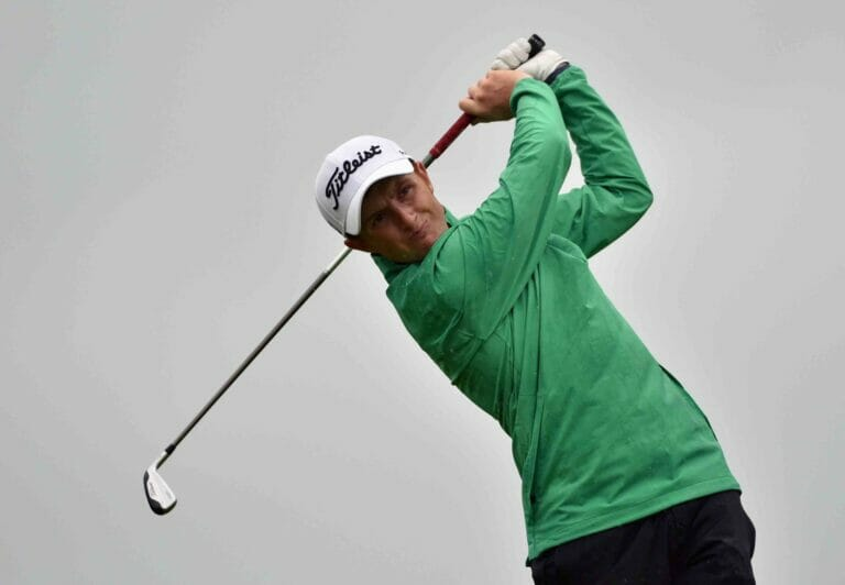 Mullarney holds three shot lead at AIG Irish Amateur Close
