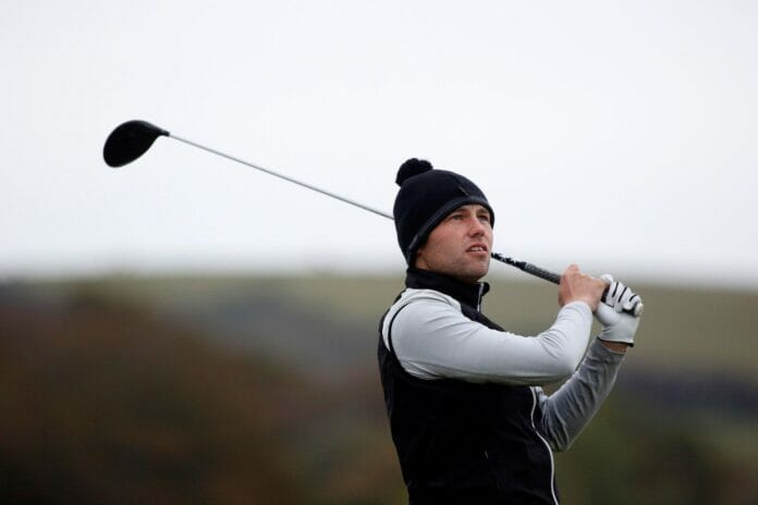 O Briain Brings Home Confidence Boosting Balmoral Win Irish Golfer